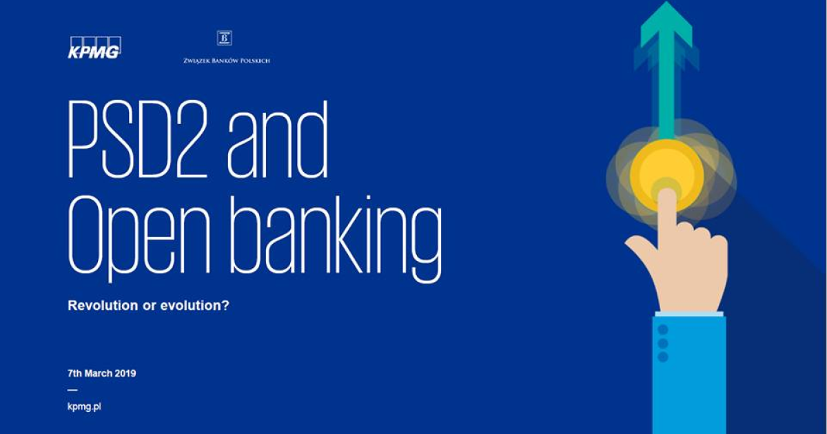 Report from KPMG Poland and The Polish Bank Association (#ZBP)